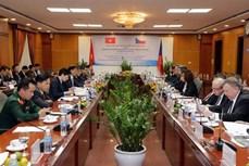 越南与捷克促进双边合作 力争实现突破性进展
