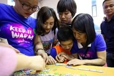 世界自闭症日:努力提高社会对自闭症的认识