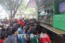 Gia Lai: Thư viện lưu động hỗ trợ người dân vùng sâu, vùng xa tiếp cận nguồn tri thức