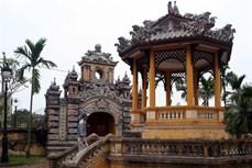 """Cung An Định, điểm đến hấp dẫn trong tour du lịch """"Huế - 1 điểm đến 5 di sản"""""""