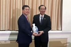 胡志明市与韩国大邱广域市加强合作