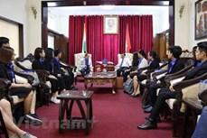 东盟—印度大学生交流活动有助于拓广东盟大学生的知识面