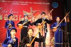 Gìn giữ điệu hát Then, đàn Tính ở thành phố mang tên Bác