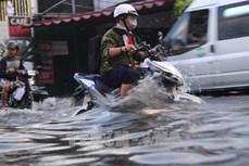 Thành phố Hồ Chí Minh và nỗi lo ngập nước mùa mưa