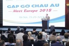 """阮春福总理出席""""2018年越南与欧洲相遇""""会议"""