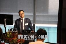 澳大利亚-越南论坛—提高女企业家能力的平台