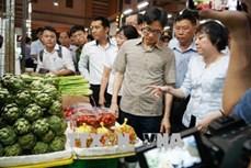 Phó Thủ tướng Vũ Đức Đam: Thành phố Hồ Chí Minh cần nỗ lực kiểm soát thực phẩm từ nguồn