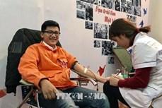 Ngày Thế giới tôn vinh người hiến máu 14/6: