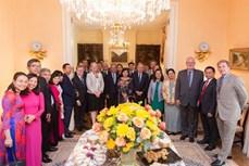 美国国务院高度评价范光荣大使为促进双边关系所做出的积极贡献