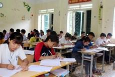Điện Biên giúp các thí sinh vững tin trong kỳ thi THPT quốc gia