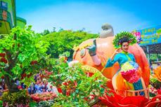 2018年第十四届南部水果节热闹登场