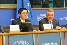 越南-欧盟自由贸易协定:最后的助推器