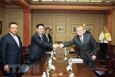 美国重视与越南全面友好合作关系