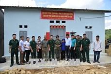 Ấm tình Quân - Dân vùng biên giới xứ Lạng