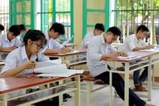 2018国家高中毕业和大学入学统一考试:对谅山、山萝考试成绩展开调查