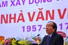 Nhân kỷ niệm 70 Năm thành lập Liên hiệp các Hội Văn học nghệ thuật Việt Nam: