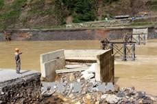 Huyện Nậm Nhùn không còn bản nào bị cô lập sau mưa lũ