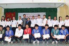 Sóc Trăng đầu tư cơ sở vật chất cho các trường vùng đồng bào dân tộc Khmer