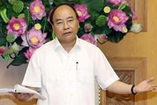 阮春福总理:转变思维方式和工作方式 实现增长模式转型