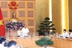 阮春福总理:协助灾民重建家园是一件紧迫的工作任务