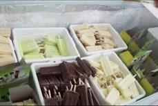 长前冰淇淋——河内人不变的口味