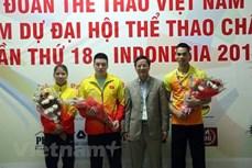 越南驻印尼大使:越南体育代表团取得的成绩令人兴奋和自豪