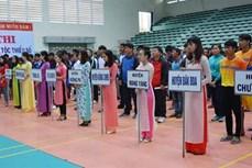 Gia Lai phát triển phong trào thể thao trong vùng đồng bào dân tộc thiểu số