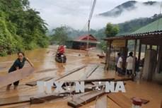 Nỗ lực khắc phục hậu quả lũ quét, sạt lở ở miền núi Nghệ An