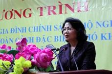 邓氏玉盛:政府和各部委将为朔庄省给予优先