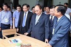 阮春福:力争将木材和林产品发展成为出口拳头产品