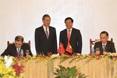越中双边合作指导委员会第11次会议在胡志明市举行