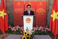 越南驻瑞士、智利、阿尔及利亚等国外交代表机构举行活动欢度国庆