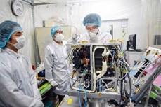 """越南研制的""""微龙""""超小型卫星将于1月17日发射升空"""