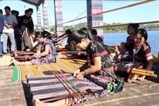 Tôn vinh giá trị độc đáo và trường tồn của không gian văn hóa thổ cẩm các dân tộc Việt Nam