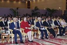 亚太议会论坛第27届年会隆重开幕