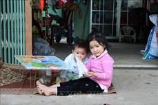 Điện Biên: Nhịp sống sinh hoạt của đồng bào Cống, Khơ-mú, Lào nơi biên giới