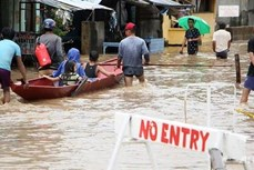 万象 坎玛尼•英提拉 老挝 经济社会 国内用电 水电站