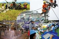越南政府颁布2018年经济社会发展决议