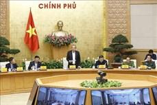 政府副总理张和平:加大打击犯罪力度 严格查处失职失责者