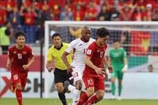2019亚洲杯:西亚媒体赞佩越南国足