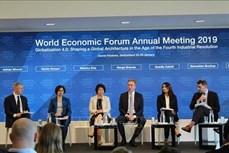 世界经济论坛2019年年会:国际专家高度评价越南的作用