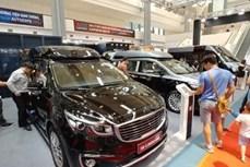 2019年越南(河内)国际汽摩工业展将于6月开展