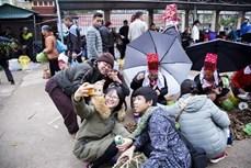 Độc đáo chợ phiên vùng cao Bình Liêu