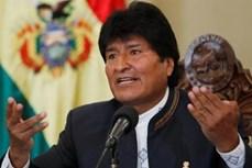 玻利维亚总统:希望扩展越玻经贸合作
