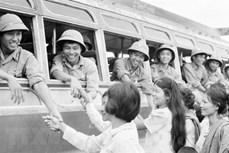 推翻波尔布特的记忆依然留在援柬越南老战士脑海里