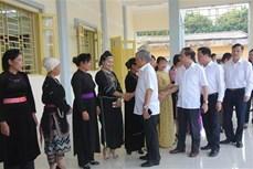 越南全国53个少数民族经济社会发展状况调查活动启动