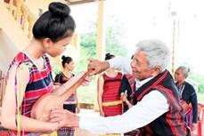 Hát xiêng - Làn điệu dân ca độc đáo của người Pa Cô