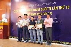 超过16300个作品参加2019年越南第10届国际艺术摄影大赛