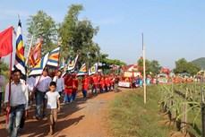 Độc đáo Lễ hội văn hóa - du lịch Dinh Thầy Thím
