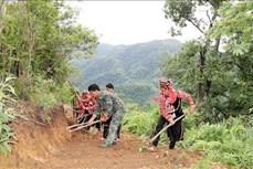 Dân vận khéo ở vùng biên giới Lai Châu (Bài 1)